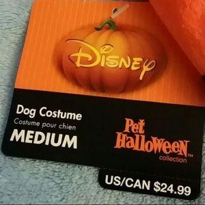 Disney Accessories - 2 Nemo dog costumes medium and large